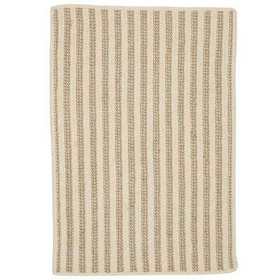 Virginia Natural 3 ft. x 5 ft. Braided Area Rug