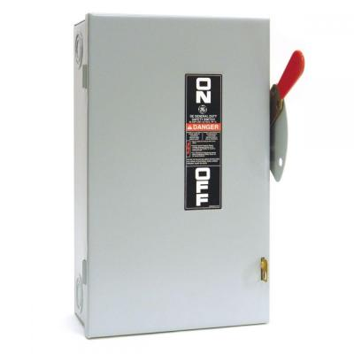 100 Amp 240-Volt Fusible Indoor General-Duty Safety Switch