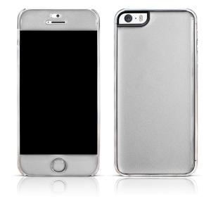Anti Gravity iPhone 5/5S Silver Selfie Cases and Phone Accessories (5-Piece)