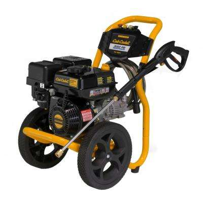 3000 psi 2.4 GPM Gas Pressure Washer Powered by 208cc