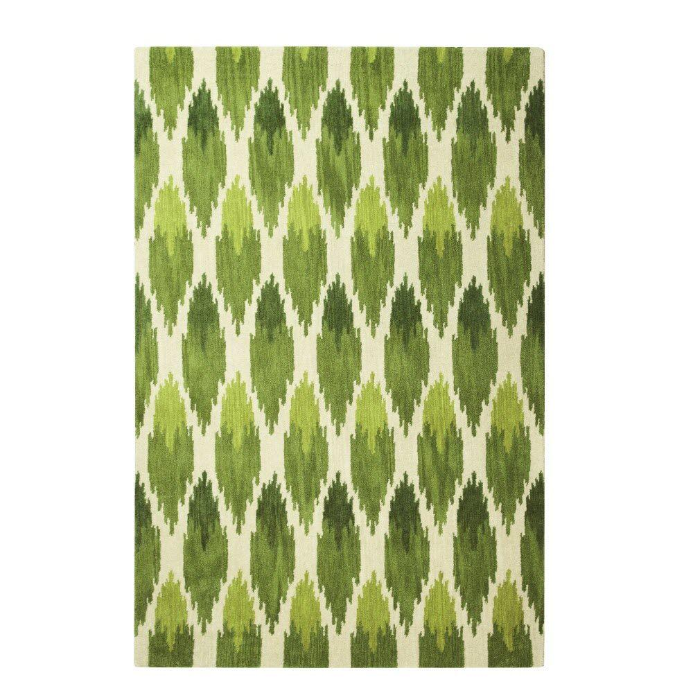 Home Decorators Collection Sullivan Green 2 ft. x 3 ft. Area Rug