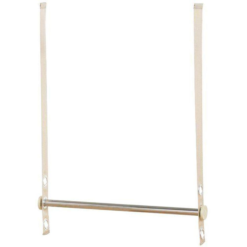 Bon Expandable Hanging Bar Closet Rod