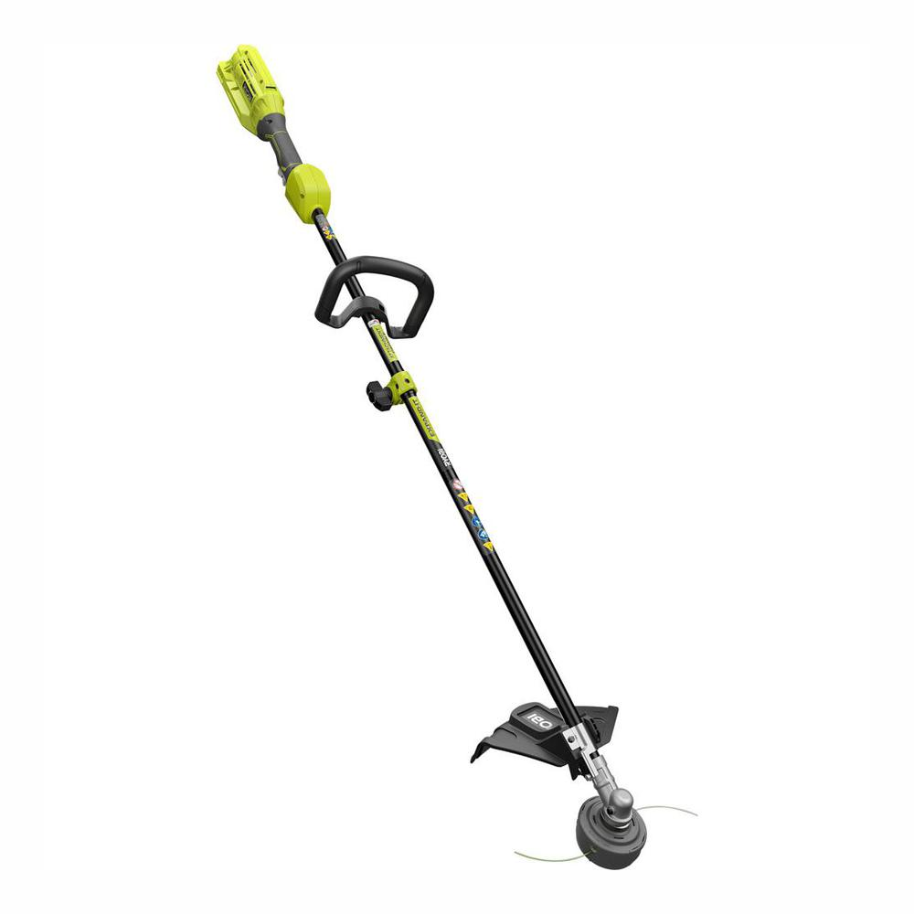 RYOBI 40-Volt X Lithium-Ion Cordless Battery Attachment Capable String Trimmer (Tool Only)