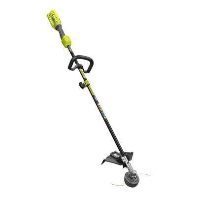 40-Volt X Lithium-Ion Cordless Battery Attachment Capable String Trimmer (Tool Only)