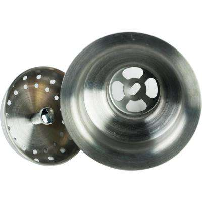 4.5 in. Stainless Steel Sink Strainer
