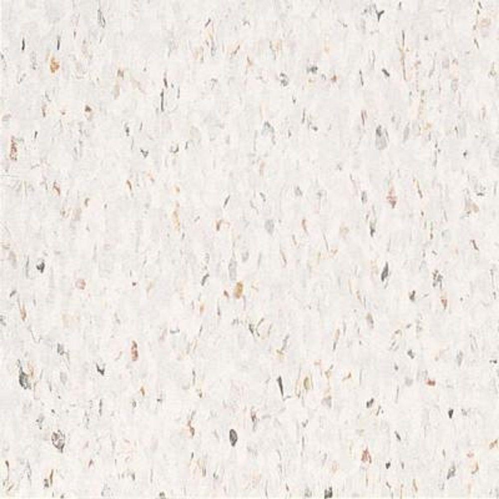 Take Home Sample - Multi Jubilee White Excelon Vinyl Tile - 6 in. x 6 in.