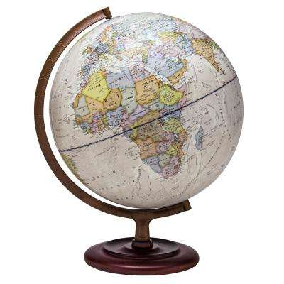 Ambassador 12 in. Desktop Globe