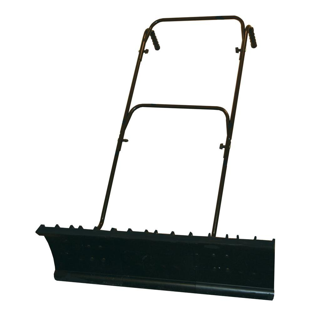 Nordic Plow 36 In W Plastic Perfect Shovel Nap Ps36 The