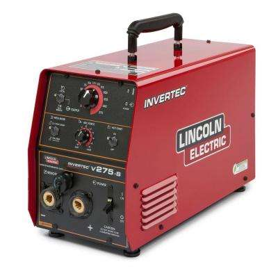 275 Amp Invertec V275-S Arc/Stick Welder (with Tweco Style Receptacle),  Single or 3 Phase Capable, 220V