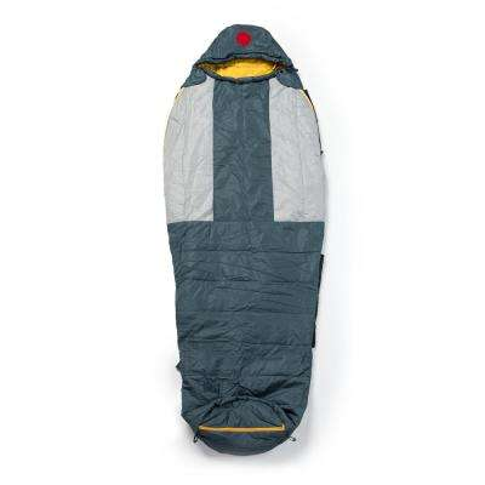 M-3D 30°F/-1.1 Ultra-Lightweight Multi- Down Mummy Sleeping Bag (XL)