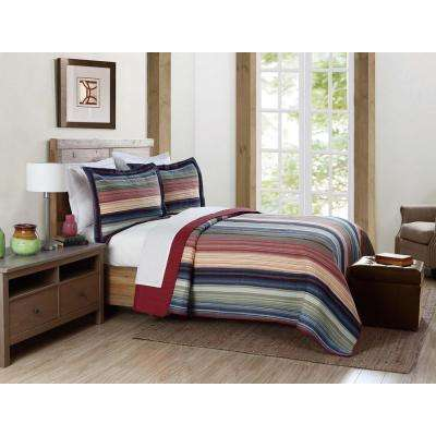 Coney Island Multiple Full and Queen Quilt Set