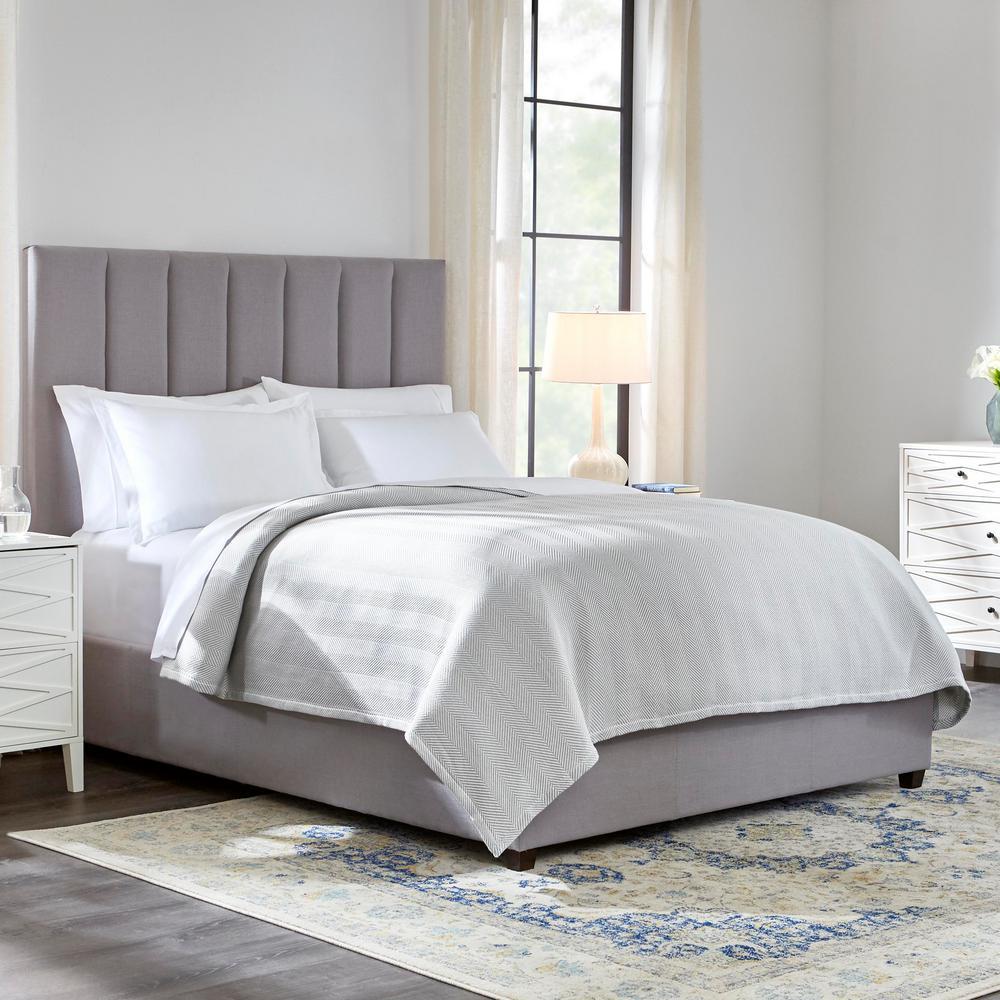 Cotton TENCEL? Blend Blanket