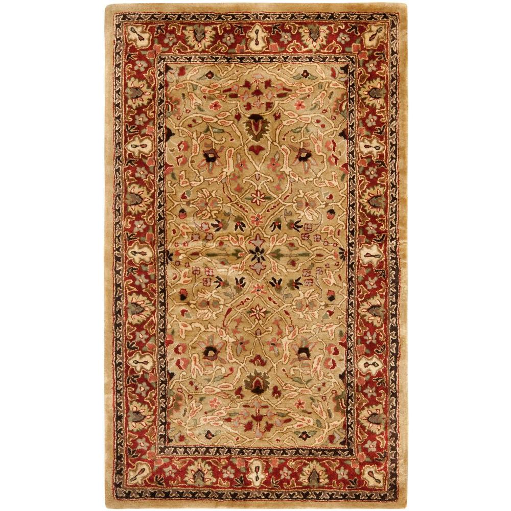 Safavieh Vintage Turquoise And Multi Colored Area Rug: Safavieh Vintage Persian Turquoise/Multi 3 Ft. X 5 Ft