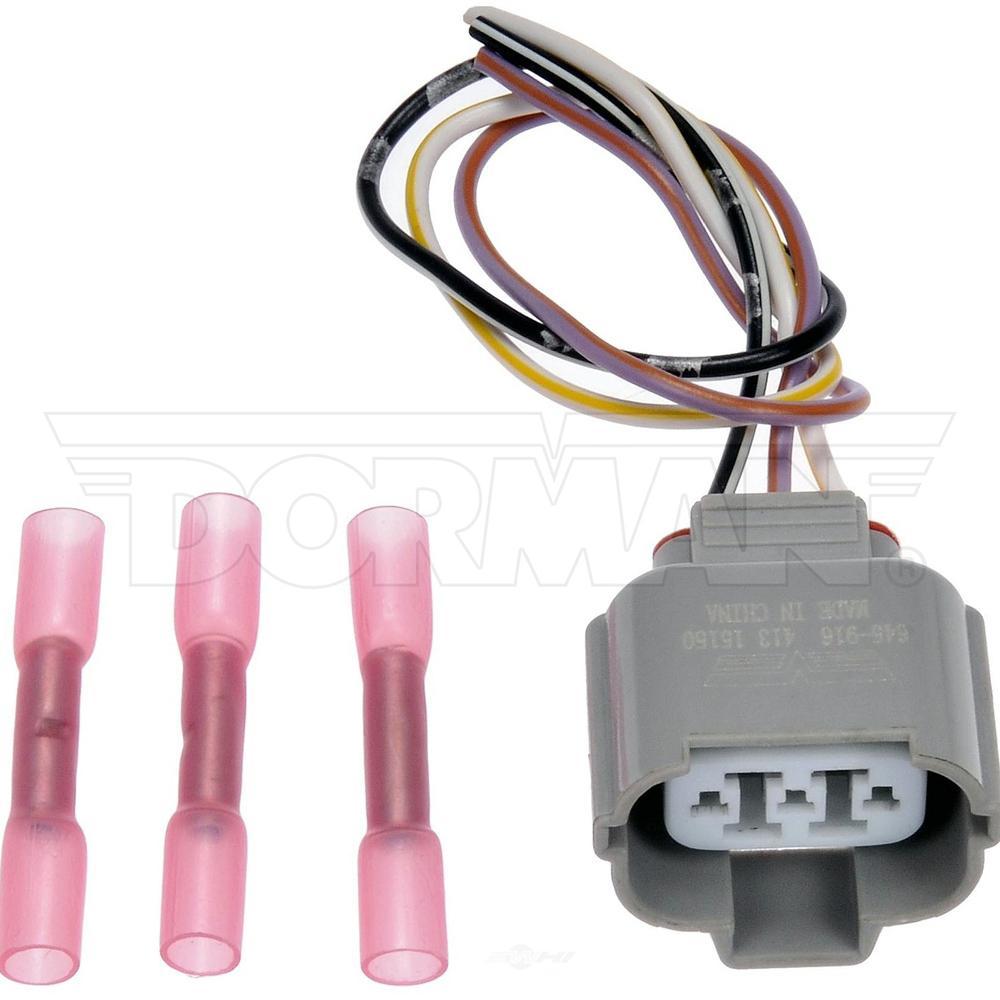 Vehicle Speed Sensor Connector