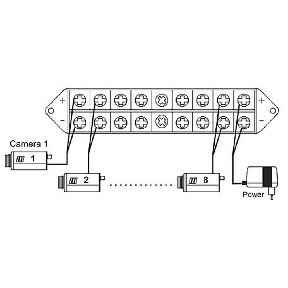 [GJFJ_338]  SPT 8-Way Terminal Block Bus Bar (2-Pack)-15-TB01-2 - The Home Depot | Wiring Terminal Diagram |  | The Home Depot