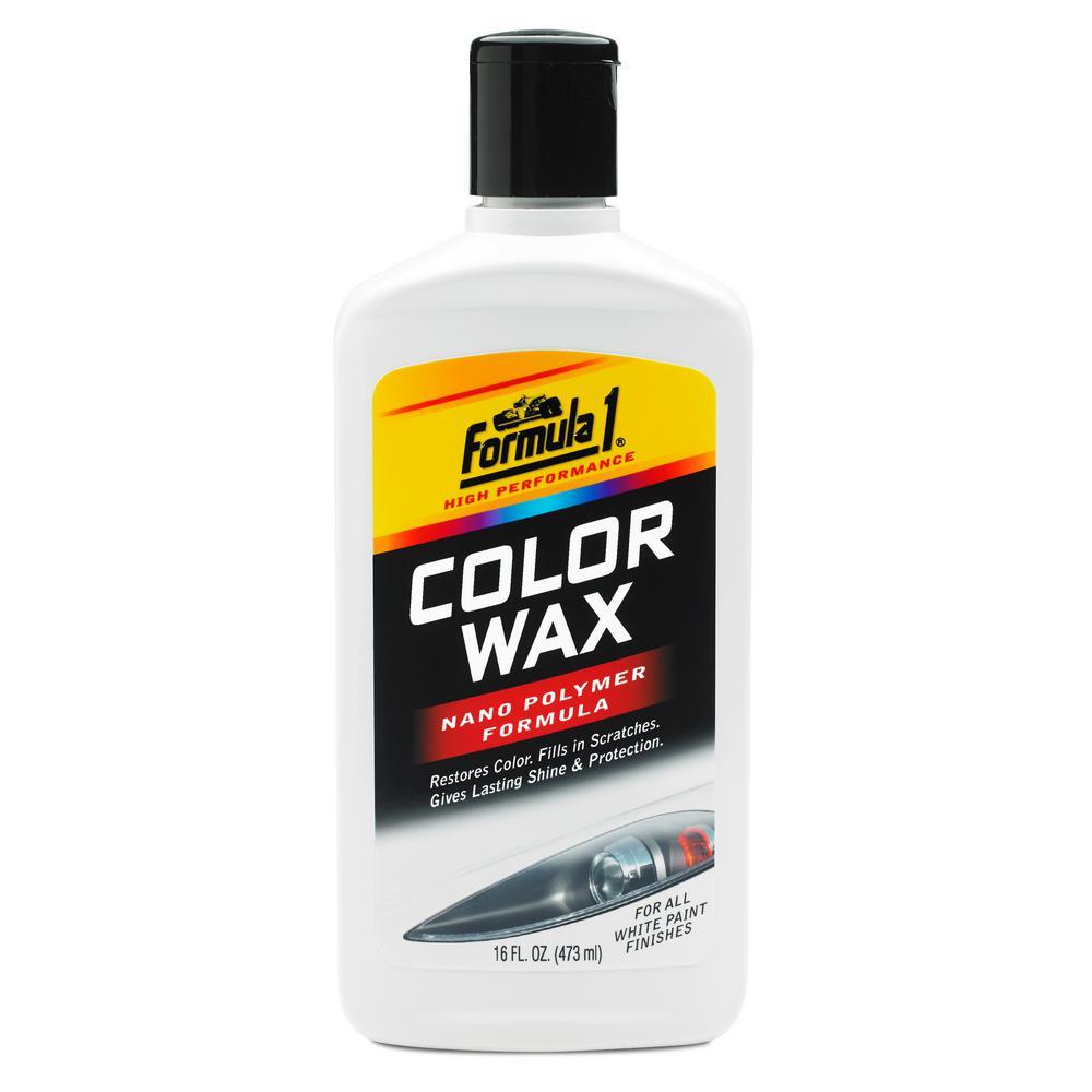 White Color Wax