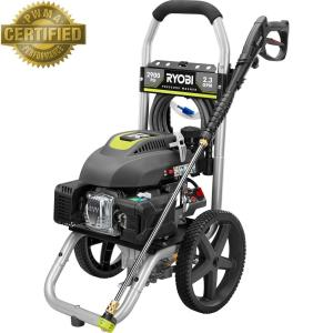 ryobi 2 300 psi 1 2 gpm high performance electric pressure washer
