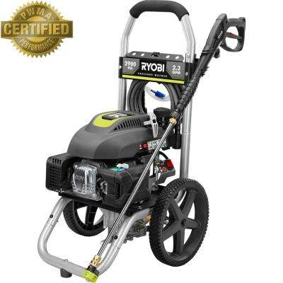 2,900-PSI 2.3-GPM Gas Pressure Washer