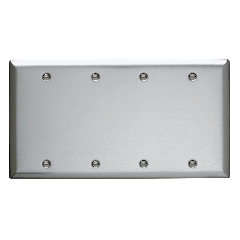 4 gang wall plate blank floors doors interior design for Four blank walls