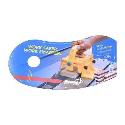 Magnetic Dust Cover for Cabinet Saws