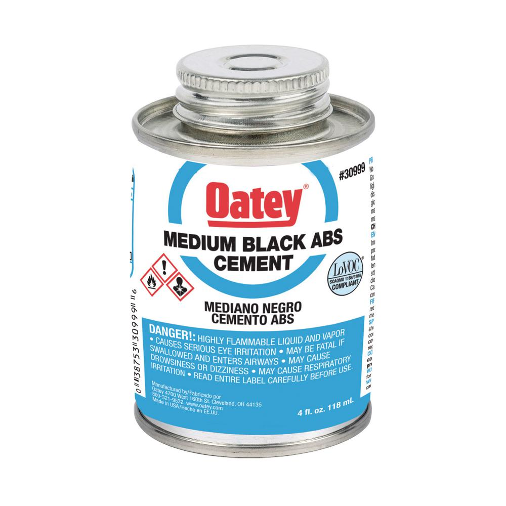 4 oz. ABS Cement