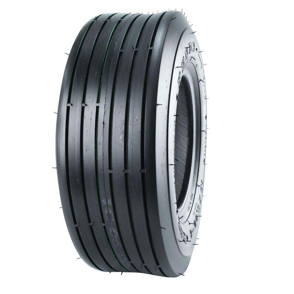 K401 Rib Tread 13X5.00-6 2-Ply Tire