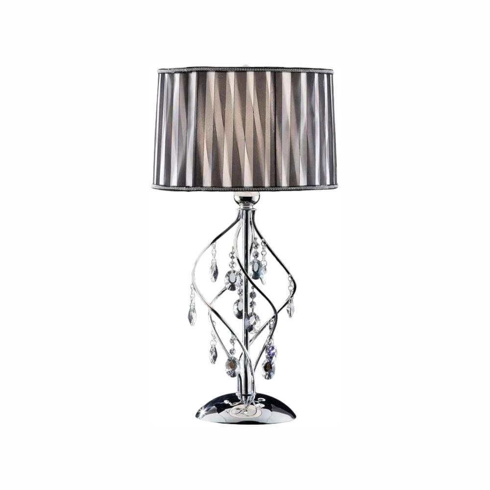Ore International 31 In Lady Crystal Table Lamp