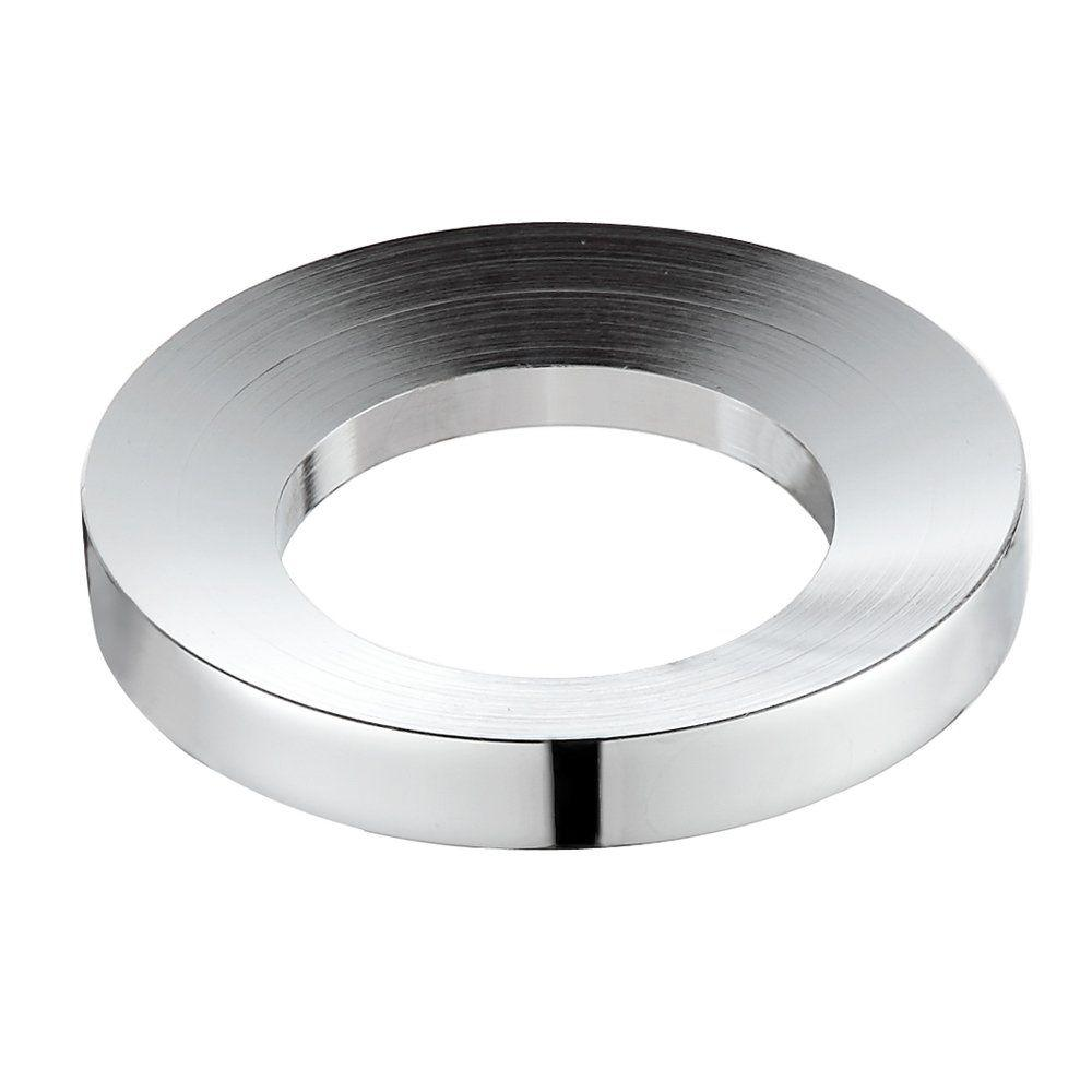 KRAUS Mounting Ring in Chrome