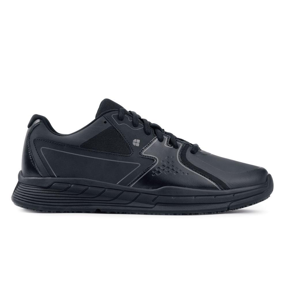 a5ac9287921e Shoes For Crews Condor Men s Size 7M Black Mesh Synthetic Slip ...