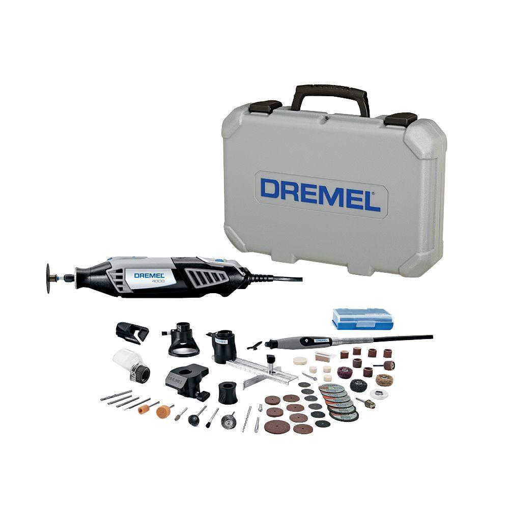 Dremel 4000 Series 1.6 Amp Corded Variable Speed High Per...