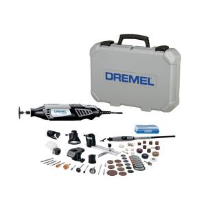 Dremel 4000 Series 1.6 Amp Corded Variable Speed High Performance Rotary Tool Kit by Dremel