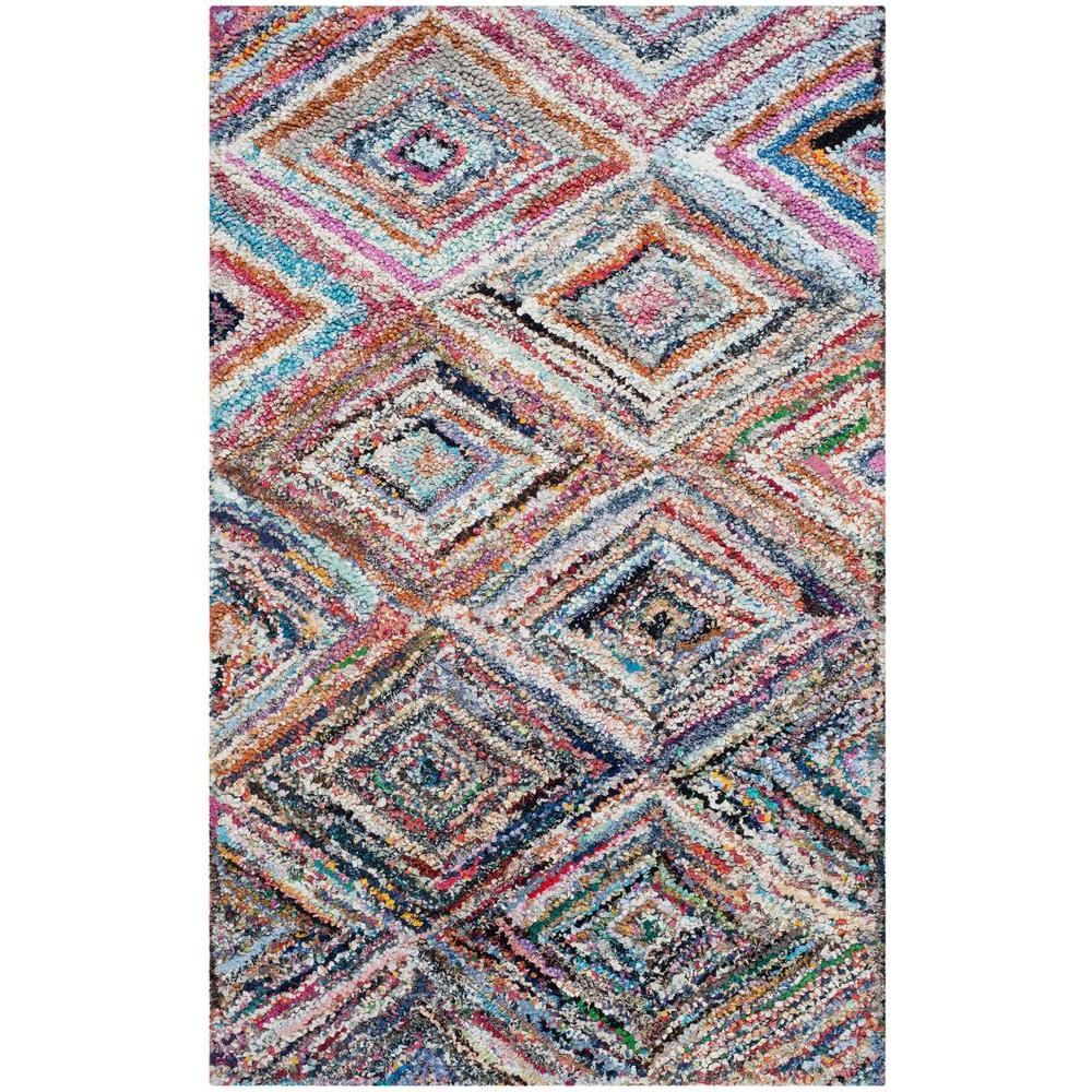 Safavieh Nantucket Multi 3 ft. x 5 ft. Area Rug