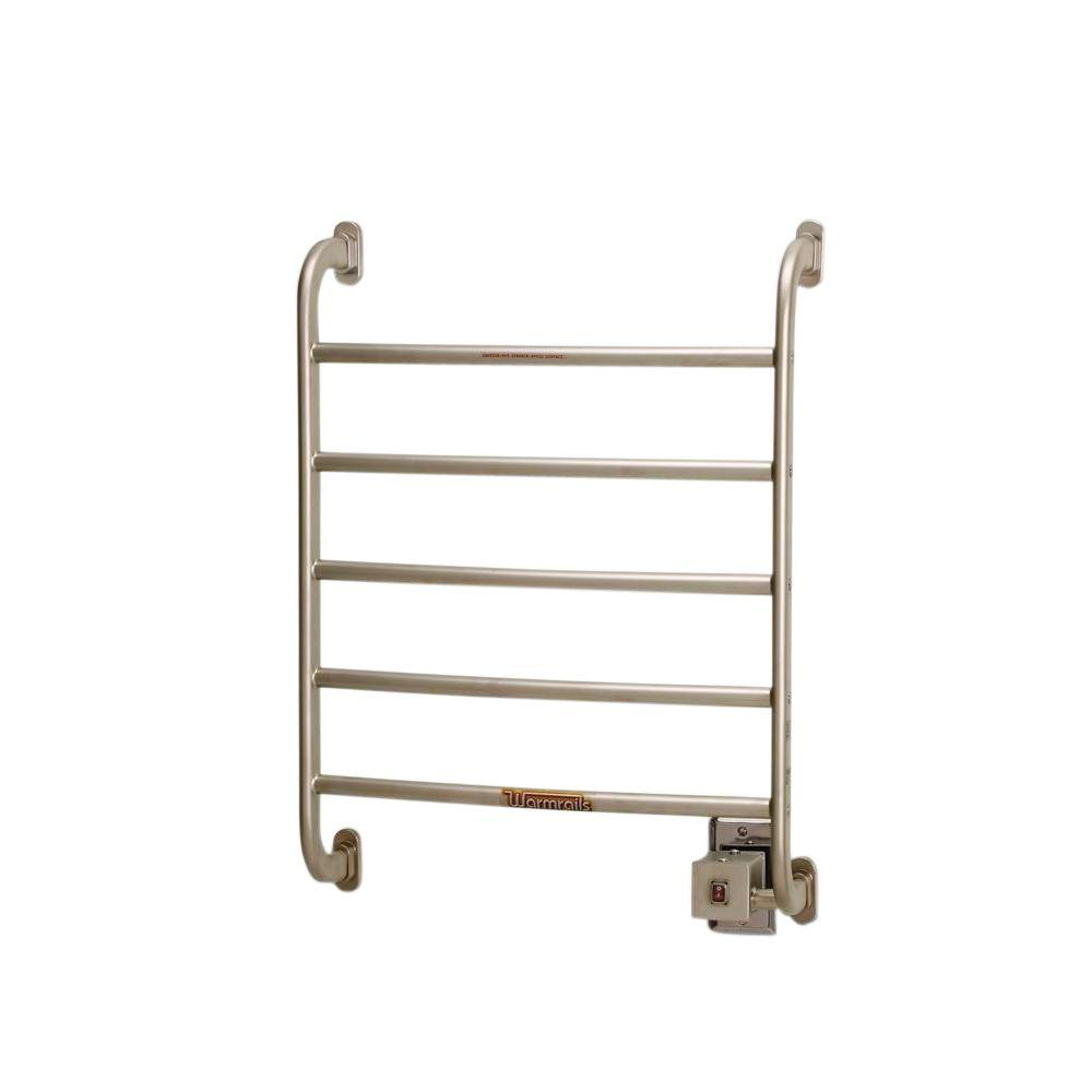 Warmrails Regent 24 in. Towel Warmer in Chrome