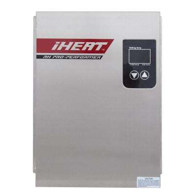 18 kW Real-Time Modulating 3.8 GPM Electric Tankless Water Heater