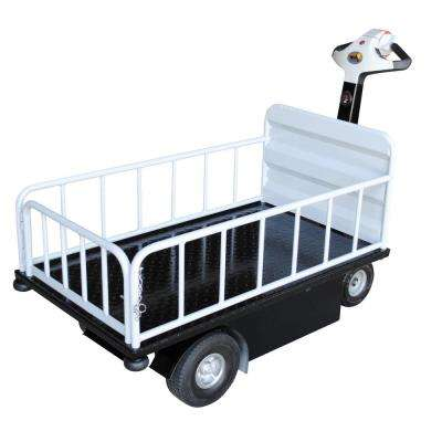 Traction Drive Cart Top Load with Gate