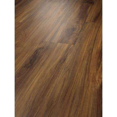 Alliant 7 in. x 48 in. Fireside Resilient Vinyl Plank Flooring (34.98 sq. ft. / case)