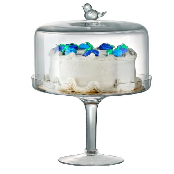 Artland Songbird Cake Stand Large Gift Boxed 62600A
