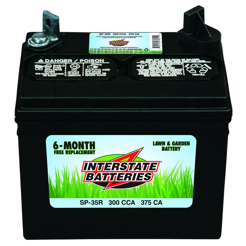 Interstate Car Battery Prices >> Interstate Battery 5 1 4 In X 7 3 4 In Interstate Battery