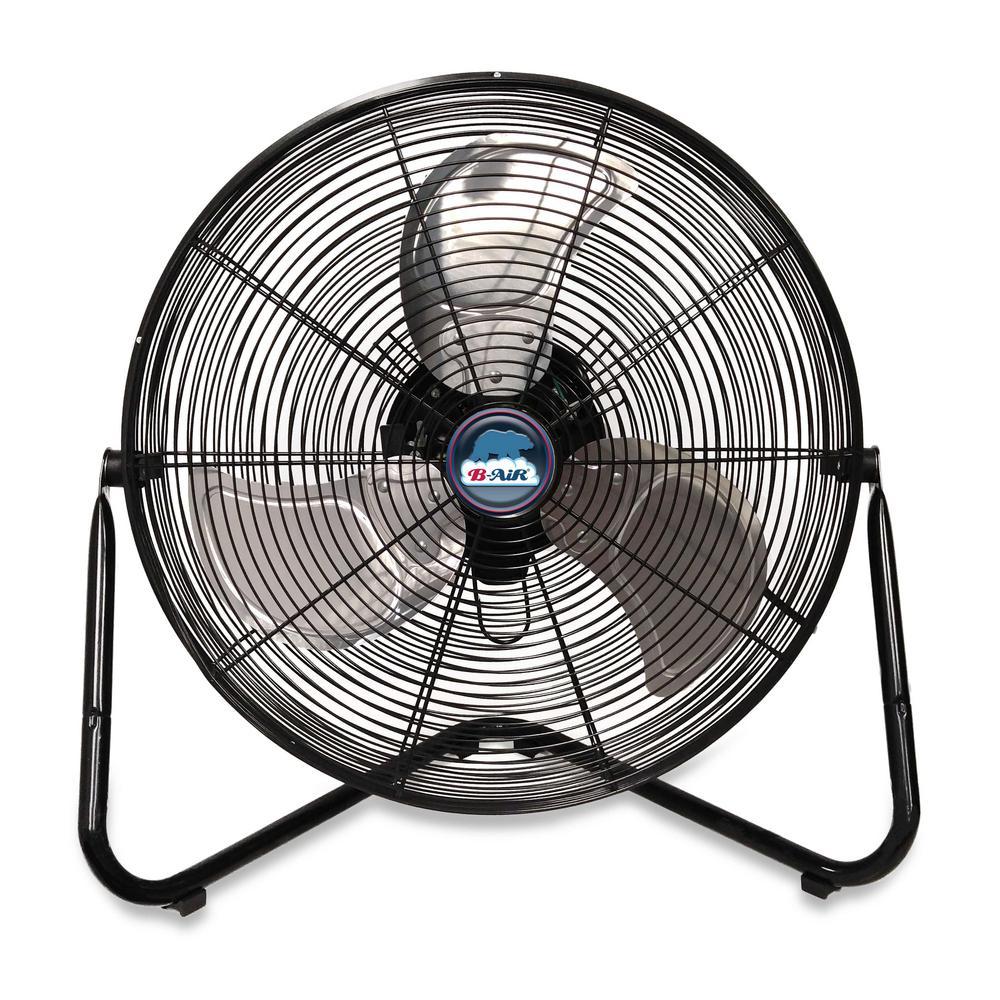 B-Air FIRTANA 20X Multi-Purpose High Velocity Floor Fan by B-Air