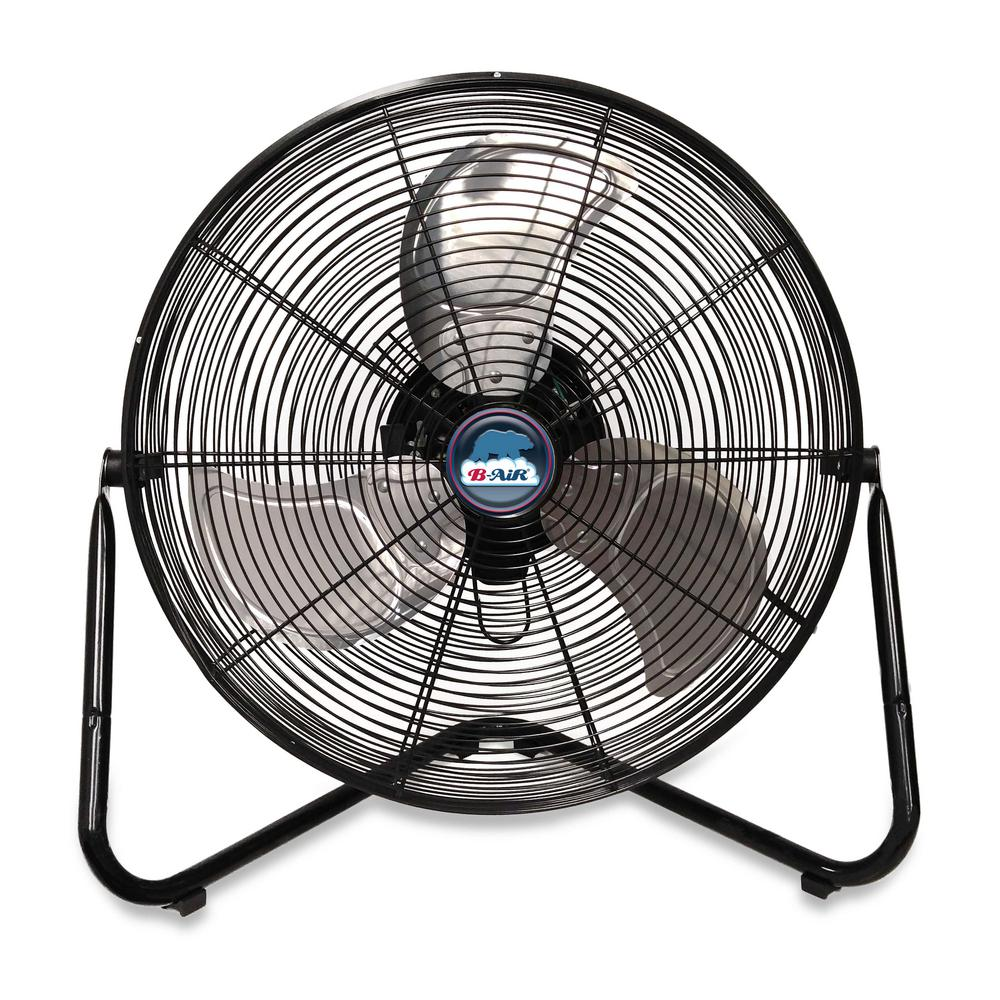 B-Air FIRTANA 20X Multi-Purpose High Velocity Floor Fan