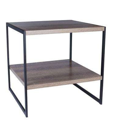 Ashwood Low End Table in Light Wood