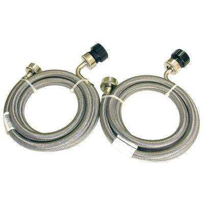 5 ft. Stainless Steel Hoses