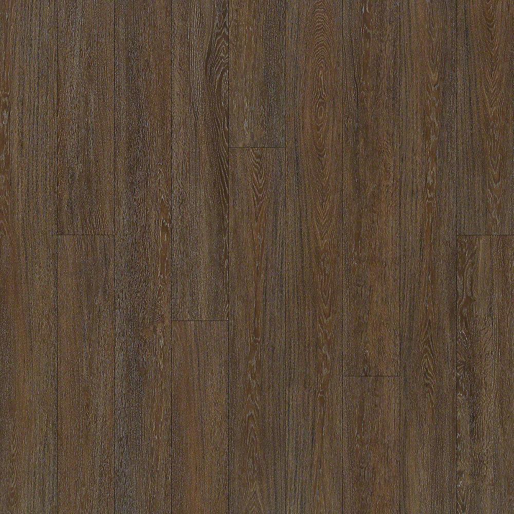 Denver 8 in. x 72 in. Boone Resilient Vinyl Plank Flooring