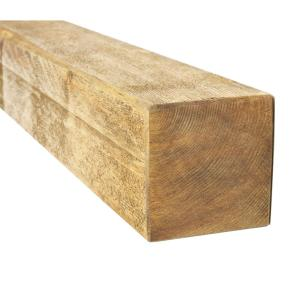 Picture Of Rough Cedar Lumber