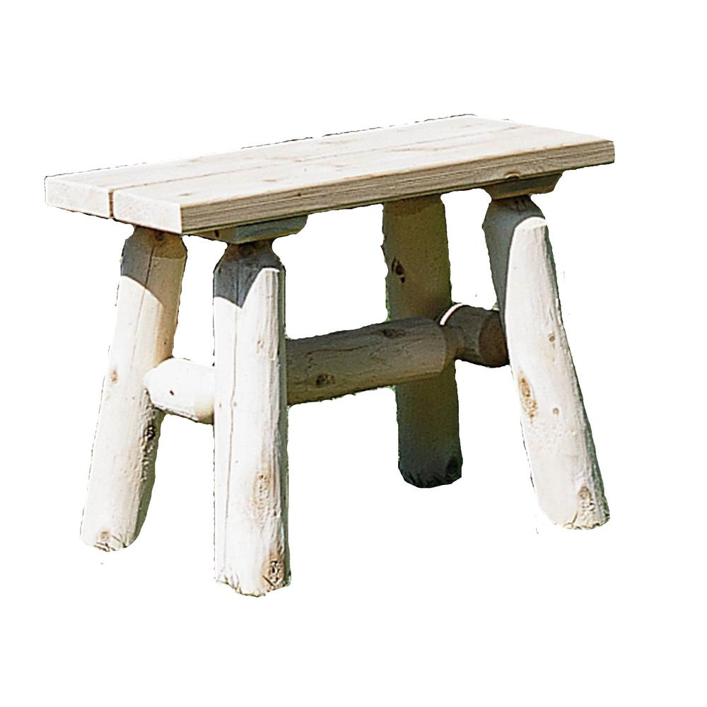 Tremendous Lakeland Mills Cedar Picnic Benches Set Of 2 Alphanode Cool Chair Designs And Ideas Alphanodeonline