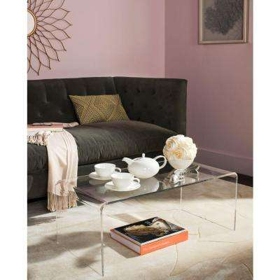 Atka Clear Coffee Table
