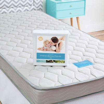 Essentials 6 in. Full Innerspring Mattress with Protector
