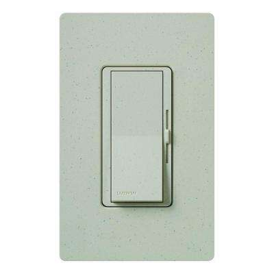 Diva Electronic Low Voltage Dimmer, 300-Watt, Single-Pole, Stone