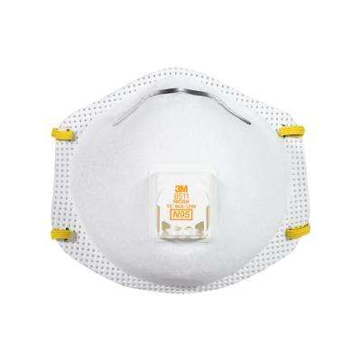 Sanding and Fiberglass Valved Respirator (Case of 12)