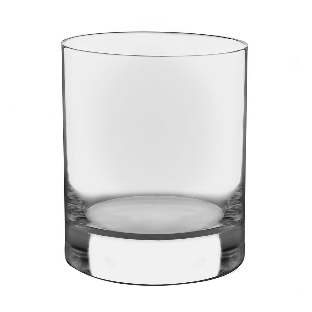 Libbey Signature Stinson 12 oz. Rocks Glass Drinkware Set (8-Pack) 9036/NL
